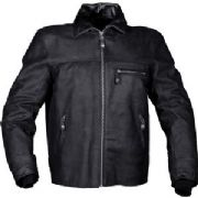 Furygan New Texas leather jacket black